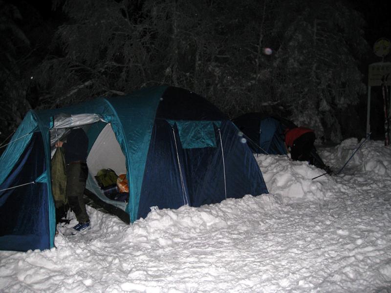 Romeriksåsen vinter 2009